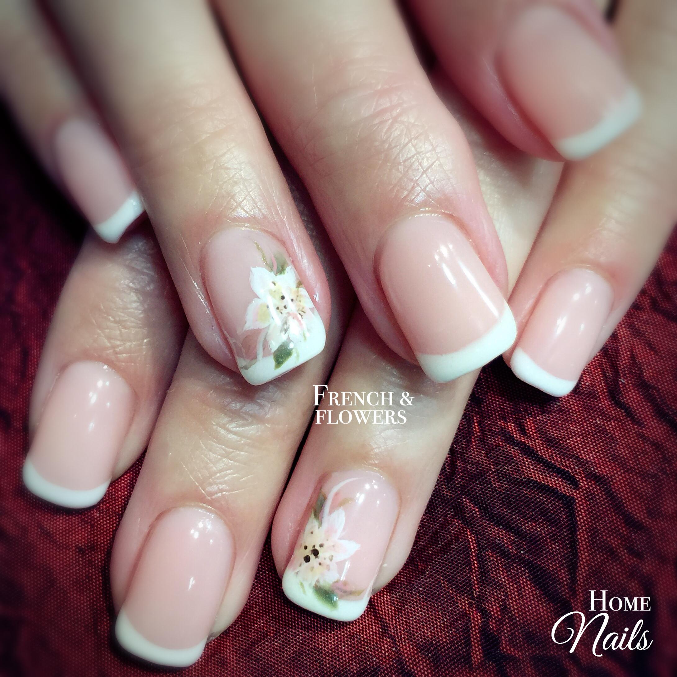 Bridal Nails   Homenails
